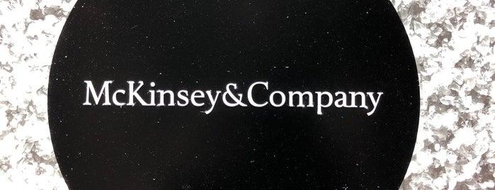 McKinsey & Company is one of Maria'nın Beğendiği Mekanlar.