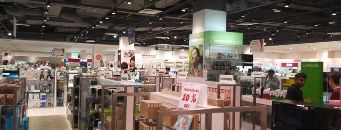 Harvey Norman Suntec City is one of Best of Singapore.