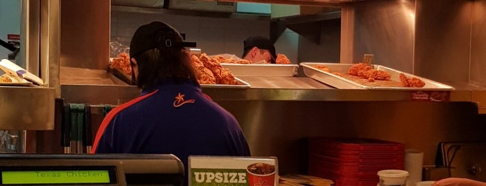Texas Chicken is one of Tempat yang Disukai 冰淇淋.