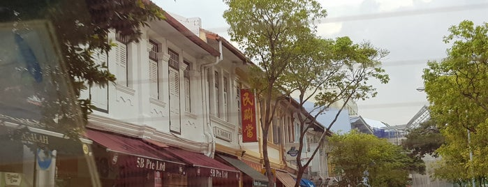 Joo Chiat Road is one of Ian 님이 좋아한 장소.
