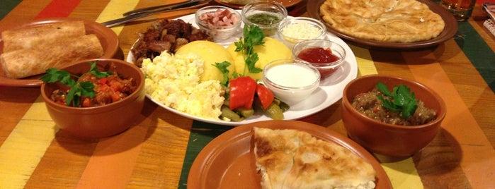 La Plăcinte is one of Restaurante în Chișinău (partea 1).