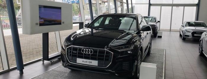 Audi is one of Tempat yang Disukai Patricia.