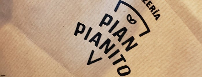 Pian Pianito is one of Tempat yang Disukai Barbara.