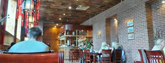 Лотос is one of Рестораны/Кафе.