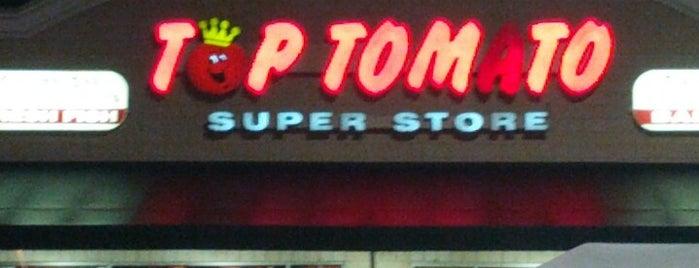 Top Tomato is one of Lieux qui ont plu à Jordan.