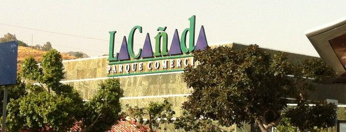 C.C. La Cañada is one of Rincones de Málaga.