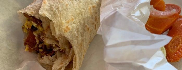 Maria's Rico Tacos is one of Posti che sono piaciuti a Matija.