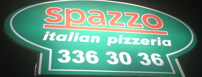 Spazzo Pizza is one of pizzacılar.