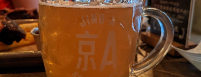 Jing-A (京A) Brewpub Xingfucun is one of Bookmarks.