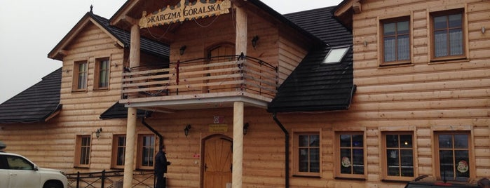Karczma Goralska is one of Tempat yang Disukai Hanna.