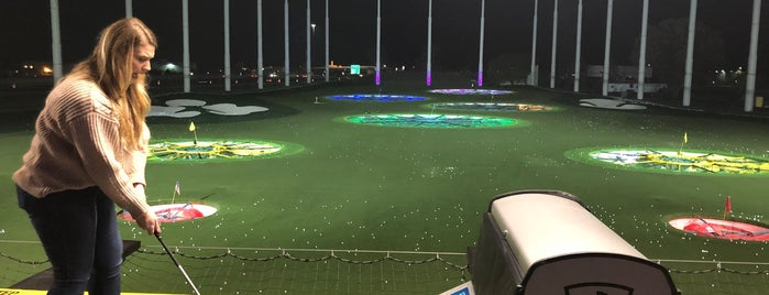 Topgolf is one of Jared's Liked Places.
