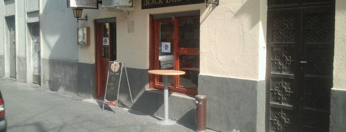 Black Dog Pub 3 is one of Lugares favoritos de Csaba.