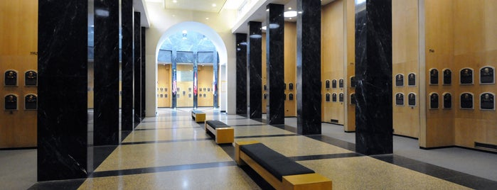 National Baseball Hall of Fame and Museum is one of 101 Places to Take Your Family in the U.S..