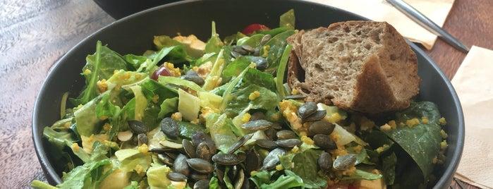 Greenkarma Salads is one of Dusseldorf.