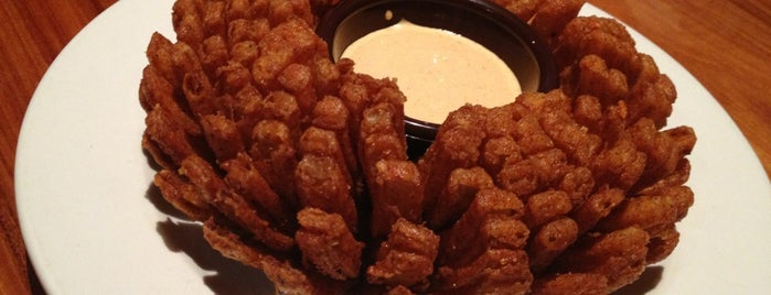 Outback Steakhouse is one of Food Recommendations.