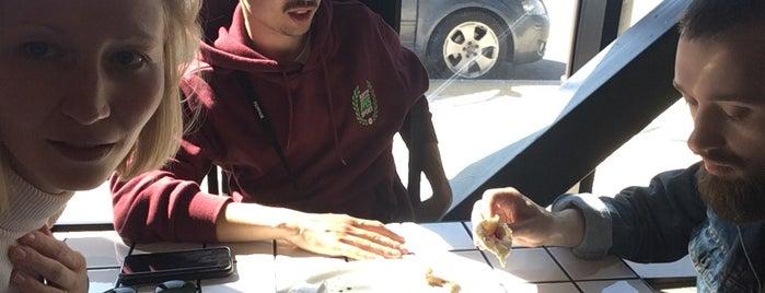 Pizza del Gatto is one of Posti che sono piaciuti a Andrius V..