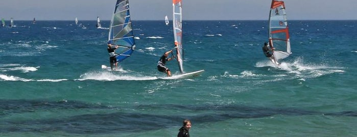 Samos Windsurf Club Kokkari is one of #myhints4Windsurfing.
