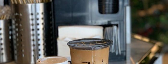 مذهلة | قهوة مختصة is one of Riyadh's Cafés and Restaurants.