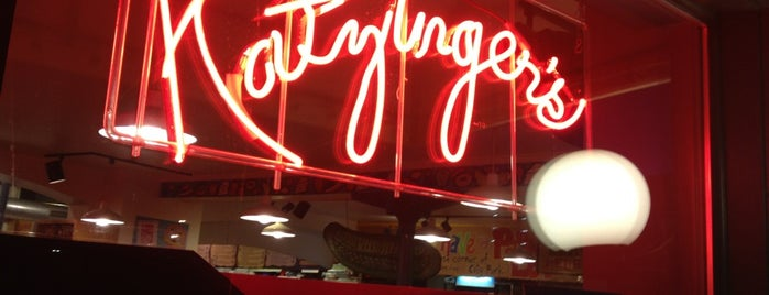 Katzinger's Delicatessen is one of Columbus!.