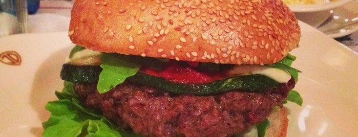 James Dean Prague is one of Nejlepší Burgery.