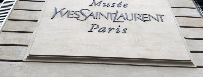 Musée Yves Saint-Laurent Paris is one of Paris.