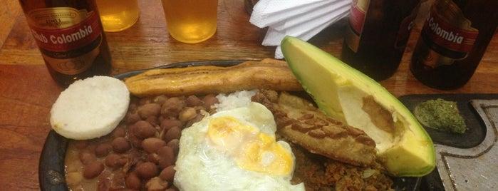 La Cucharita Colombiana is one of Lieux sauvegardés par Jan.