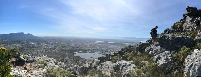 Muizenberg Trail is one of South Africa recommendations.