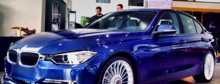 BMW Бавария Моторс is one of Sawka'nın Beğendiği Mekanlar.