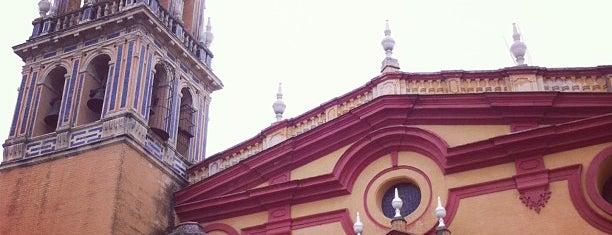 Real Parroquia de Señora Santa Ana is one of Cosas que ver en Sevilla.