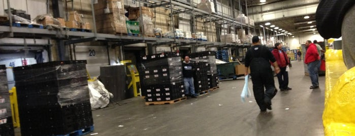 HEB Produce Warehouse is one of Places Penina Mezei visited last year.