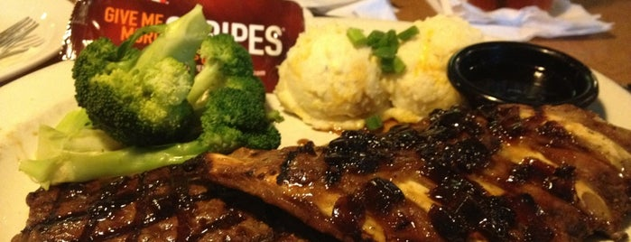 TGI Fridays is one of Lukas' South FL Food List!.