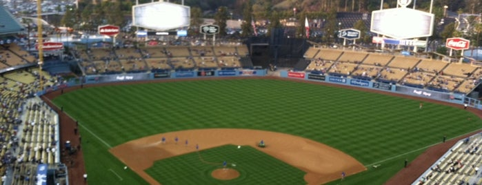 Dodger Stadium is one of Baseball Stadiums in U.S.A..
