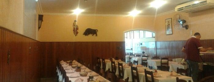 La Parrilla is one of Restaurantes.