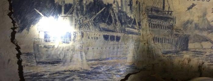 Музей «Тайны подземной Одессы» is one of David : понравившиеся места.