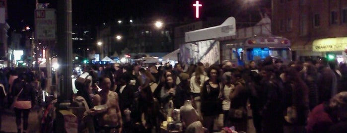 First Fridays is one of San Francisco.