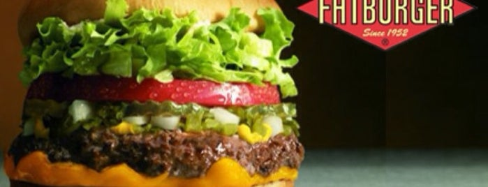Fatburger is one of Lugares guardados de Samet.