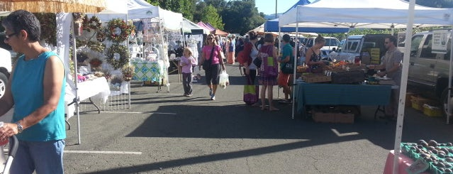 St. Helena Farmers' Market is one of food.