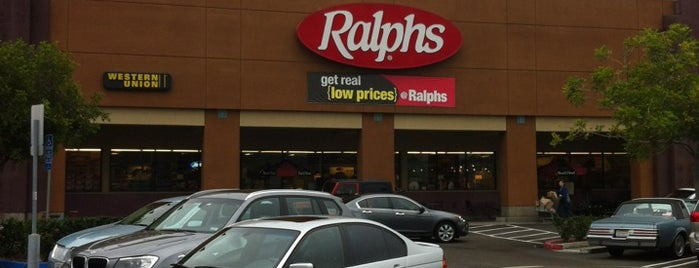 Ralphs is one of Locais curtidos por Justin.