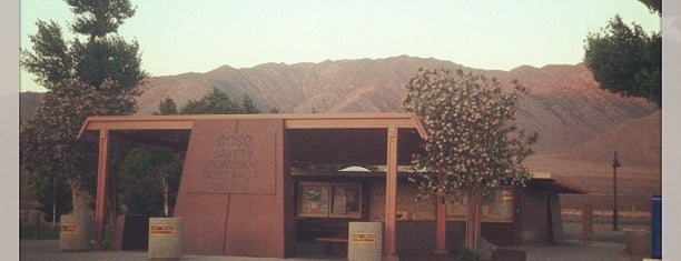 Coso Junction Rest Area is one of Inland empire.
