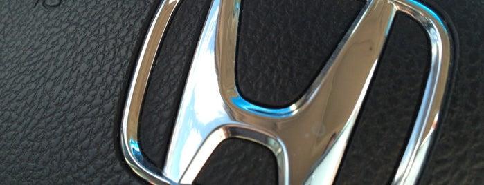 Upland Honda is one of Jessica'nın Beğendiği Mekanlar.