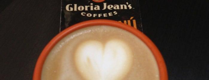 Gloria Jean's Coffees is one of Posti che sono piaciuti a Brisia.