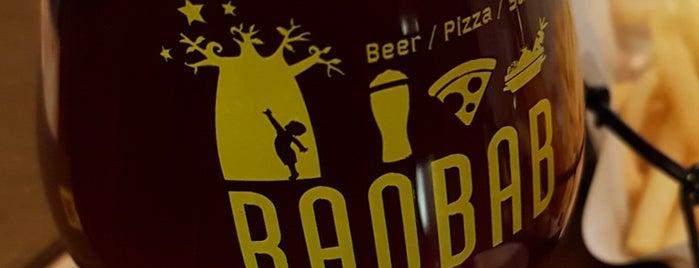 Baobab is one of Tempat yang Disukai Sung Han.