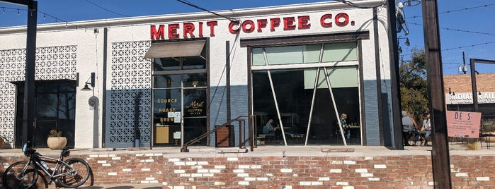 Merit Coffee is one of Dallas.