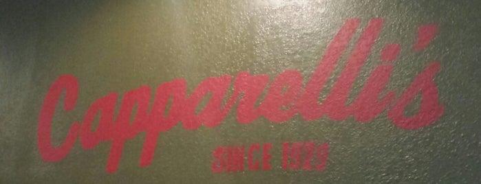 Capparelli's Restaurant is one of Rachel 님이 좋아한 장소.