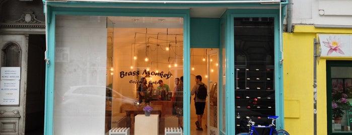 Brass Monkey is one of Wien.