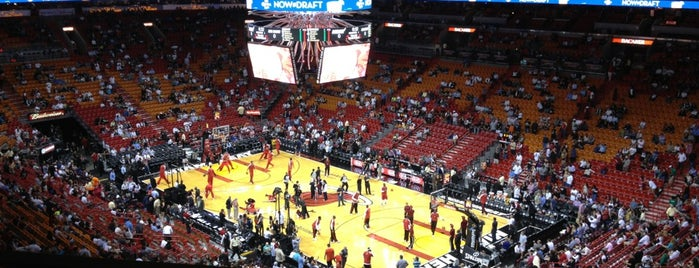 American Airlines Arena is one of New Times' Best of Miami.