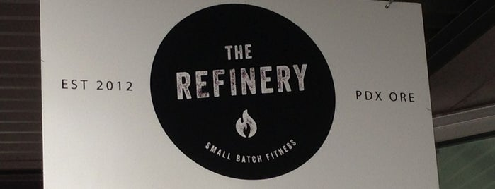The Refinery is one of Mark 님이 좋아한 장소.
