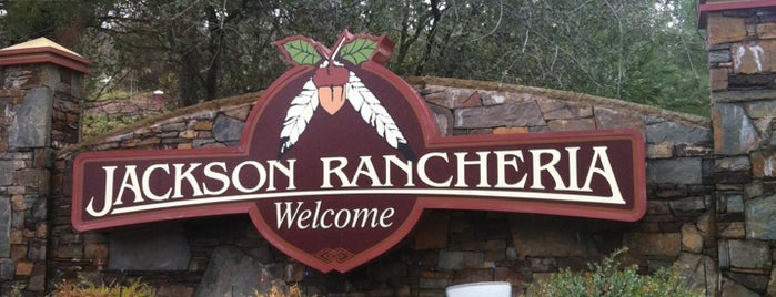 Jackson Rancheria Casino Resort is one of Favorite Spots!.