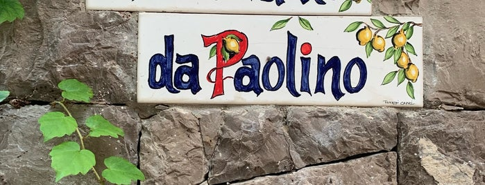 Da Paolino is one of Amalfi Coast.