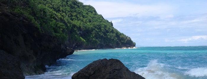 Bali Cliff Beach is one of DENPASAR - BALI.